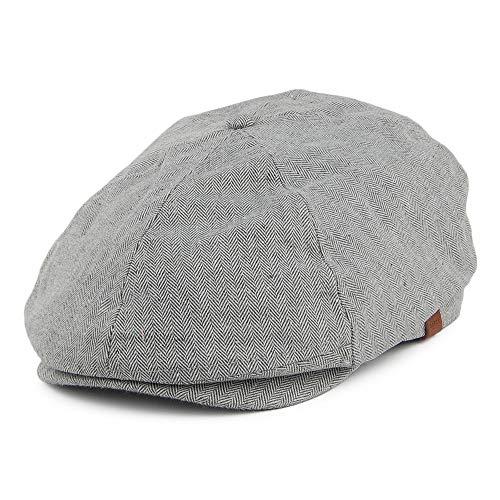 Barts Herren Jamaica Cap Hut, grau, Eine Größe