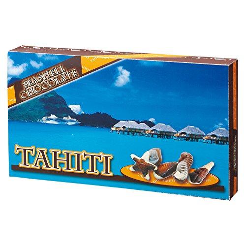 [賞味8/16][訳あり] タヒチお土産 | タヒチ シーシェルチョコレート 10粒入り 1箱