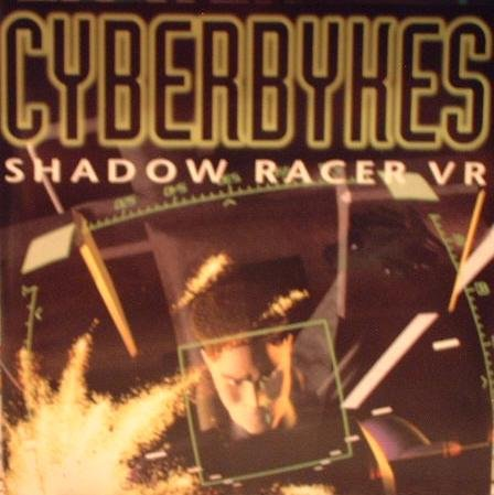 Cyberbikes Shadow Racer VR (Dos)