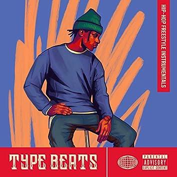 Hip-Hop Freestyle Instrumentals (Type Beats)