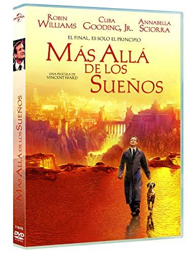 Mas Allá De Los Sueños [DVD]