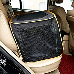 "A4Pet 27"" Pet Car Travel Crates Carrier for Medium Dog, Puppy and Cats"