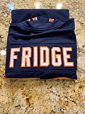William Perry Autographed Signed/Signed The Refrigerator Chicago Bears Jersey JSA COA