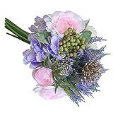 Longra Künstliche Rose Flower Inneneinrichtungshochzeit des Herstellers der künstlichen Blumen...