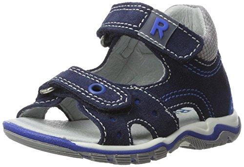 Richter kinderschoenen baby jongens Jumbo sandalen, blauw (atlantic/lagoon/rock), 21 EU