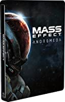 Mass Effect Andromeda SteelBook DVD, ビデオゲーム DVD 用ケース [並行輸入品]