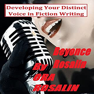 Developing Your Distinct Voice in Fiction Writing cover art