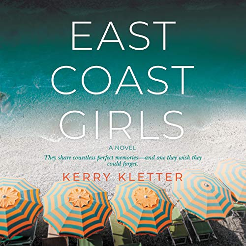 East Coast Girls Audiobook By Kerry Kletter cover art