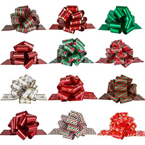 PintreeLand Arcos Navidad Arcos Regalo Grandes Cinta