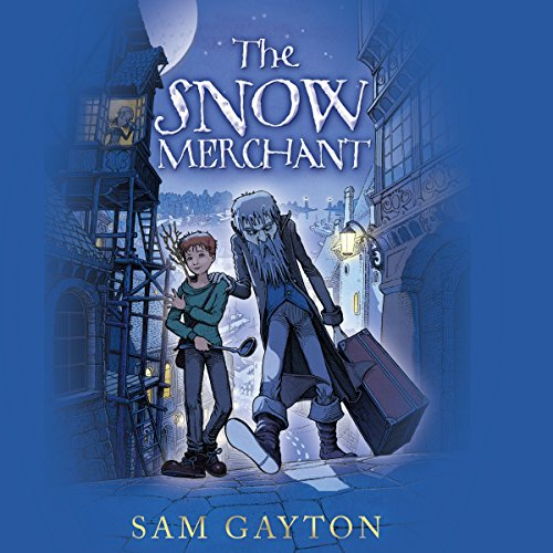 The Snow Merchant audiobook cover art