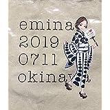 エミーナ エコバッグ④引退日の浴衣姿 沖縄セブンイレブン限定