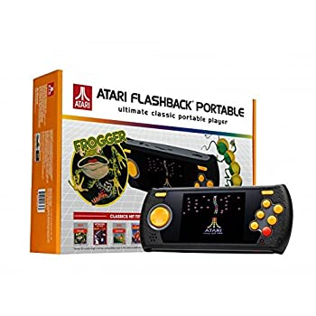 Atgames Atari Flashback Ultimate Portable Game Player with 60 Built-in Games
