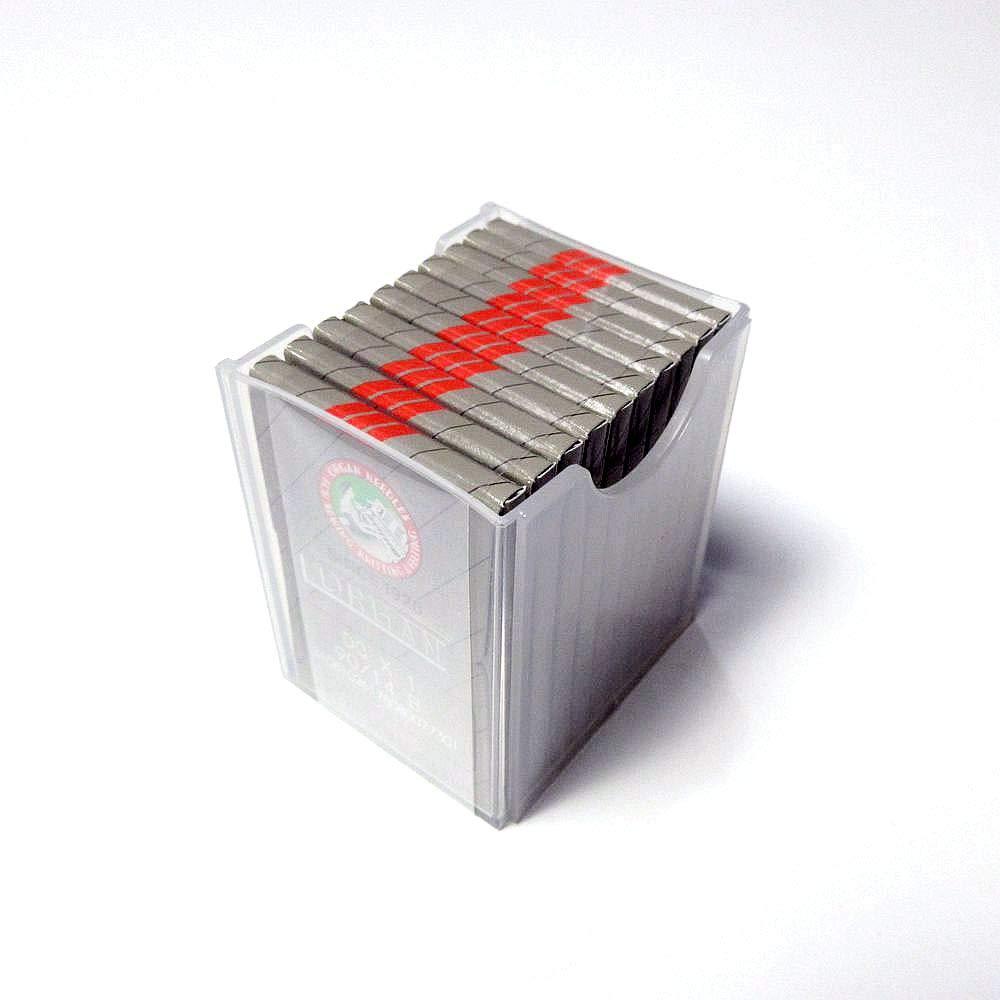 100 agujas para máquina de coser Organ Dcx1 para Overlock Babylock ...