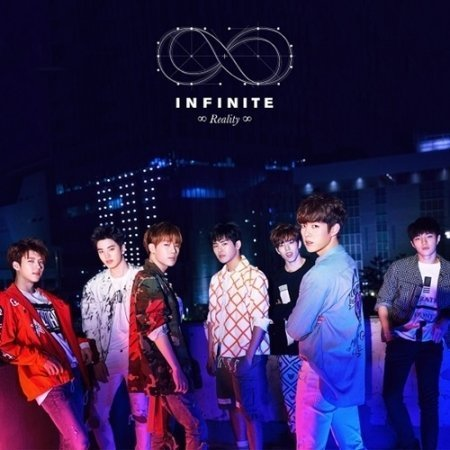 INFINITE - [ REALITY ] 5th Mini Album CD + Photocard + Booklet + Poster Sealed by INFINITE (2015-01-01)