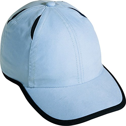 Micro-Edge Sports Cap | light-blue/navy | one size im digatex-package