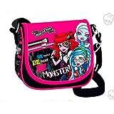 Monster High, Umhängetasche Schwarz