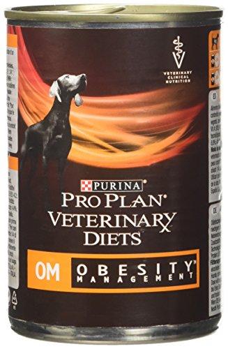 Purina Pro Plan Vet Canine Om Obesity Management Mousse Lata 400Gr 400 g