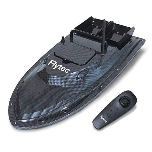 Momola Flytec V007 Fish Finder Bateau à appâts pour la pêche 1,5 kg Chargement 500m...