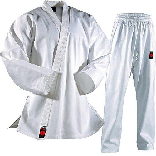 DanRho Karategi Shiro Plus 190