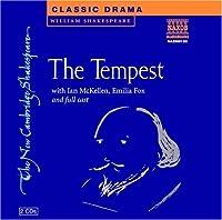 The Tempest Set of 2 Audio CDs (New Cambridge Shakespeare Audio)