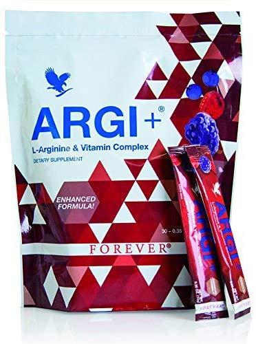 Argi+ 30 Bustine - L-arginina e Vitamina Complesso