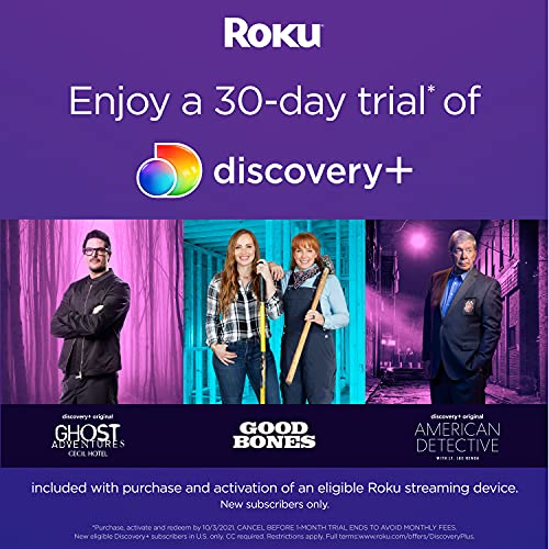 Roku Premiere | HD/4K/HDR Streaming Media Player