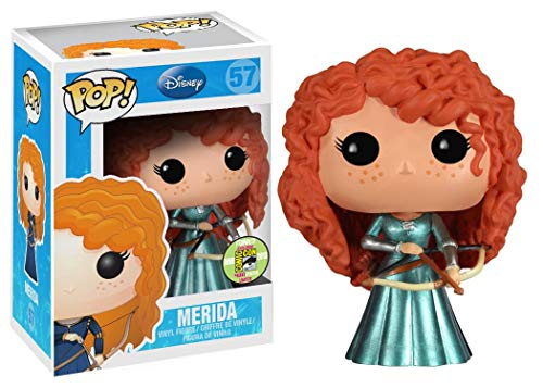 Disney Pop Series 5: Metallic Merida Variant SDCC 2013 Exclusive