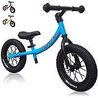 Banana Bike GT - Bicicleta Sin Pedales Ligera - Niños 2, 3 y 4 Año (Azul)