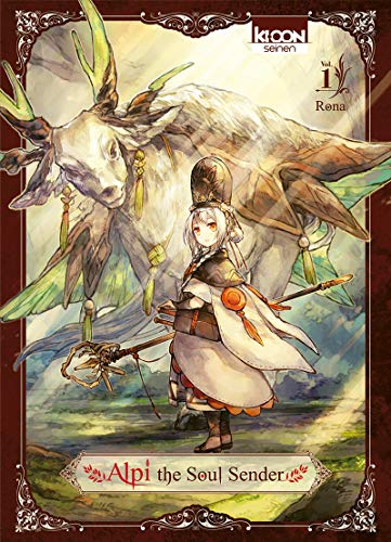 Alpi the Soul Sender Edition simple Tome 1