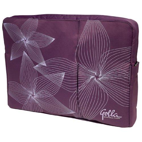 Golla G806 Jade Slim Notebooktasche bis 41 cm (16 Zoll) lila