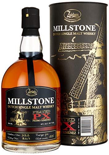 Zuidam Millstone Single Malt Whisky Peated PX Cask 2013/2017 (1 x 0.7 l)