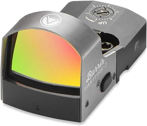 Burris FastFire Reflex Red Dot Sight for Rifles, Pistols and Shotguns