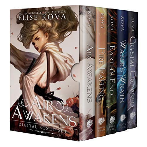 Air Awakens: The Complete Series (English Edition)