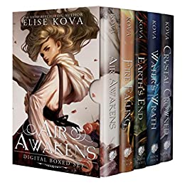 Air Awakens: The Complete Series by [Elise Kova]