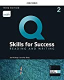 Q Skills for Success (3rd Edition). Reading & Writing 2. Student's Book Pack (Q Skills for Success 3th Edition)