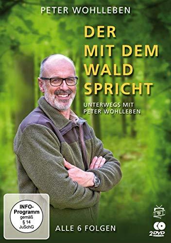 Der mit dem Wald spricht - Unterwegs mit Peter Wohlleben [2 DVDs]