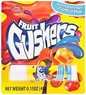 Boston America Fruit Gushers Passio Lip Balm