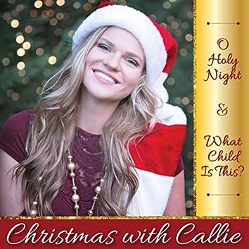 Christmas with Callie