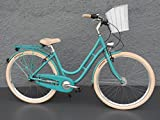 28' Zoll Alu MIFA Fahrrad Damen City Bike Shimano Nexus 7 Gang Nabendynamo