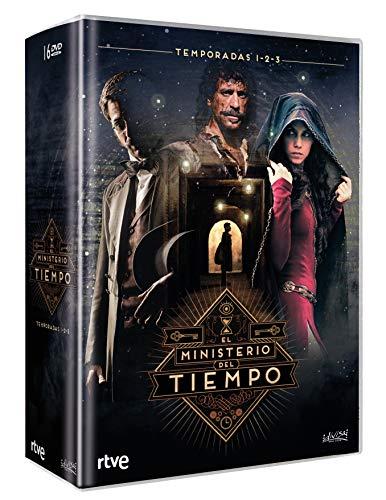 El Ministerio del Tiempo - Temporadas 1 a 3 [DVD]