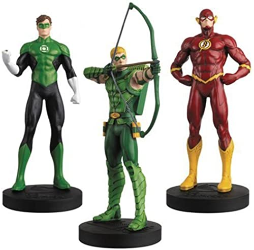 DC Masterpiece  6 Justice League Set 2 Statues with Magazine by DC Masterpiece