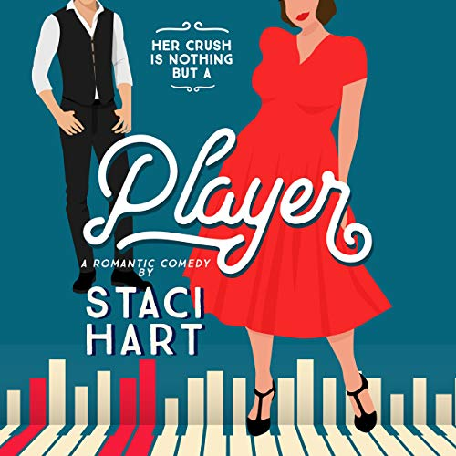 Player audiobook cover art