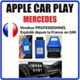 MISTER DIAGNOSTIC Outil d'activation Apple Carplay Android Auto pour Mercedes Benz Car NTG5