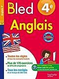Cahier Bled - Anglais 4e - Nouveau programme 2016