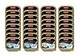Animonda Vom Feinsten adult + Milchkern Katzenfutter, Nassfutter für ausgewachsene Katzen, 1er Pack (1 x 3200 kg)