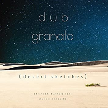 Desert Sketches: Saxophone and Piano