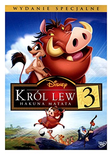Król lew 3: Hakuna Matata / The Lion King 3 [PL Import]