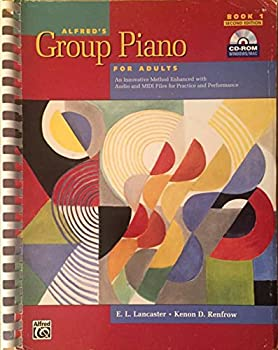 Alfred s Group Piano for Adults  Book 1