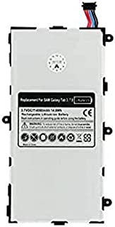 Batería para Samsung Galaxy Tab 3 7.0 SM-T210 T4000E (3,7 V, 4000 mAh)