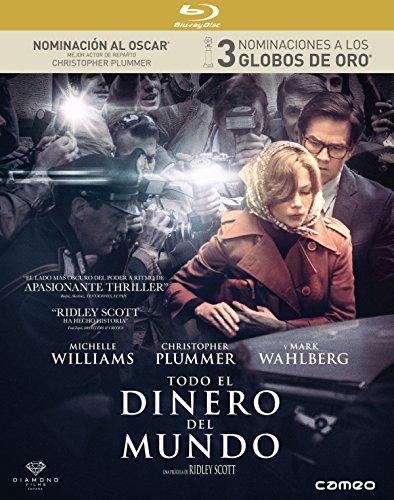 Todo el dinero del mundo [Blu-ray]